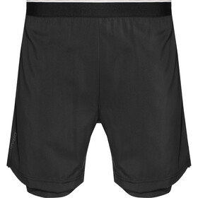 Craft Charge 2 in 1 Shorts Heren, black